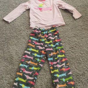 A super soft pajama set for kids